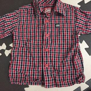 エコーアンリミテッド(ECKO UNLTD)のecko kidsシャツ(その他)