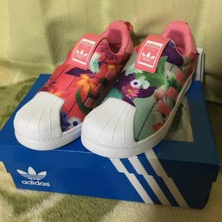 アディダス(adidas)のまるこ。様専用❤️(スリッポン)