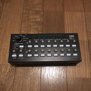 コルグ(KORG)のイエローマン様専用 korg-sq1(MIDIコントローラー)
