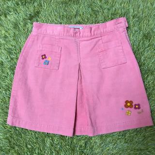 ミキハウス(mikihouse)のミキハウス スカート ピンク 110(スカート)