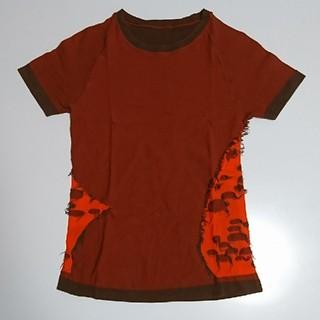 ヴィヴィアンウエストウッド(Vivienne Westwood)の★美品★Vivienne Westwood カットソーTシャツ サイズ2(Tシャツ(半袖/袖なし))
