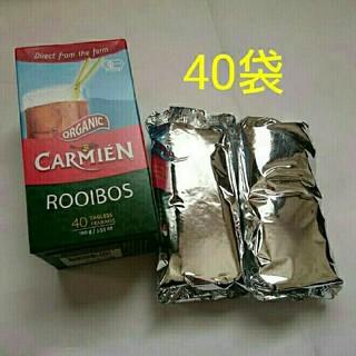 コストコ(コストコ)の箱のまま☆40袋 100g オーガニック 有機ルイボス茶 コストコ (茶)