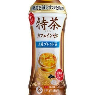 96本 送料込 特茶 カフェインゼロ 大麦 500ml 48本×2 ヘルシア良(茶)