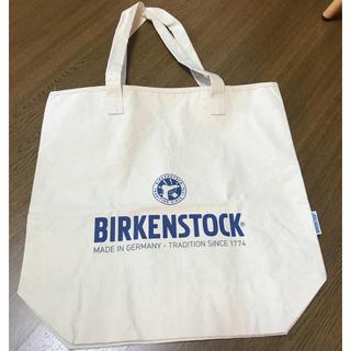 ビルケンシュトック(BIRKENSTOCK)のビルケンシュトック ノベルティ バック(エコバッグ)