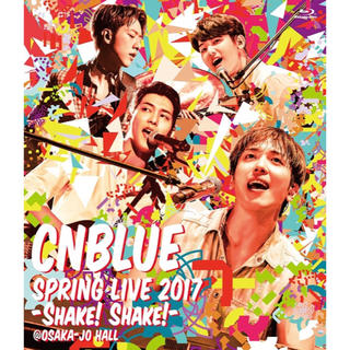 シーエヌブルー(CNBLUE)の ⚠️ヨッシー様専用⚠️CNBLUE shake shake(ミュージック)