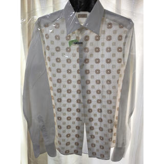 グリフォーニ(GRIFONI)のMAURO GRIFONI マウログリフォーニ デザインシャツ(シャツ)