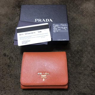 プラダ(PRADA)の正規品 プラダ  財布 SAFFAIANO METAL(財布)