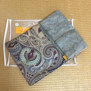 エトロ(ETRO)の新品 定価7万円 ETRO エトロ ベッドスプレッド D (シーツ/カバー)