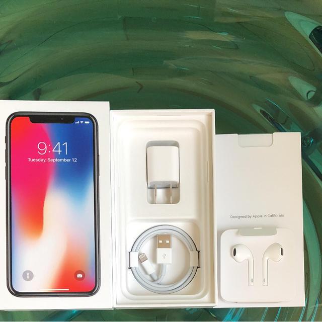 Apple(アップル)のlilimo様専用♡iPhone X イヤホン充電アダプタ 充電コード