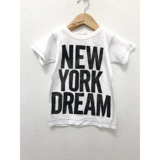 ゴートゥーハリウッド(GO TO HOLLYWOOD)の6685A◆2016年製★Go To Hollywood Tシャツ 110cm(Tシャツ/カットソー)
