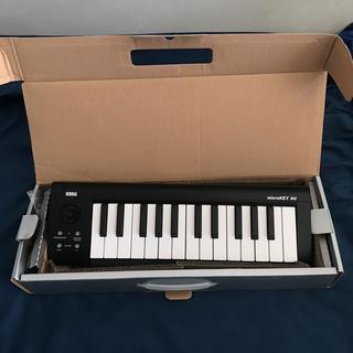 コルグ(KORG)のKORG micro KEY Air ワイヤレスmidi キーボード(MIDIコントローラー)