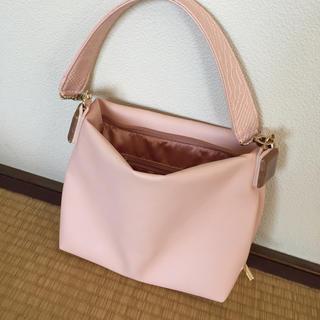 パピヨネ(PAPILLONNER)の【パピヨネ】春色bag→お値下げいたします(ハンドバッグ)