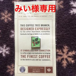 スターバックスコーヒー(Starbucks Coffee)のカナダ限定スターバックスピンバッチ(バッジ/ピンバッジ)