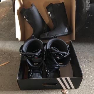 アディダス(adidas)のadidas snow スノーブーツ スーパースター(ブーツ)