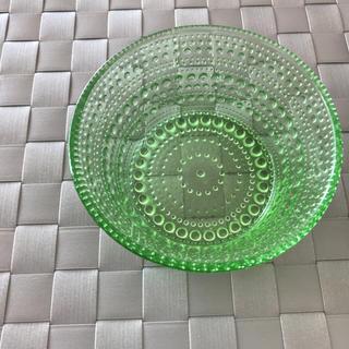 イッタラ(iittala)の美品 イッタラ カステヘルミ 0.23l グリーン(食器)
