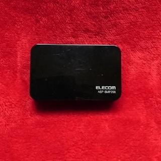 エレコム(ELECOM)のスマートフォン  持ち運びしやすい折りたたみ式スピーカー(その他)