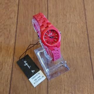アニエスベー(agnes b.)の☆TO b.  アニエスベー新品タグ付腕時計☆(腕時計)