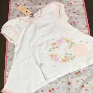 スーリー(Souris)の☆あかりん様専用です☆  未使用  souris  Tシャツ  120(Tシャツ/カットソー)