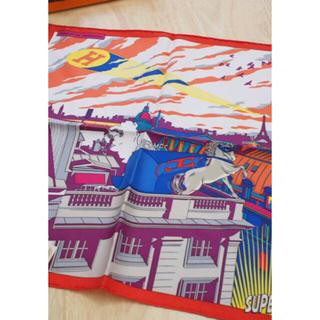 エルメス(Hermes)のナオ様ご専用✨ Hermès ✨Minuit au Faubourg(バンダナ/スカーフ)