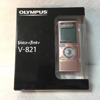 オリンパス(OLYMPUS)のOLYMPUS ICレコーダー VoiceTrek 2GB MicroSD対応(ポータブルプレーヤー)