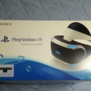プレイステーションヴィーアール(PlayStation VR)のPlayStationVR CUH-ZVR1 カメラ同梱版(家庭用ゲーム機本体)