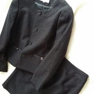 ナチュラルビューティーベーシック(NATURAL BEAUTY BASIC)の極美品 ナチュラルビューティーベーシック スーツ(スーツ)