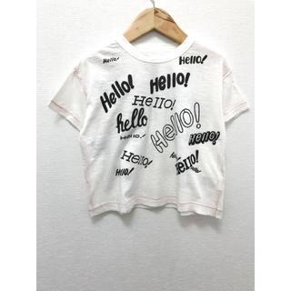 ゴートゥーハリウッド(GO TO HOLLYWOOD)の6689A◆2016年製★Go To Hollywood Tシャツ 120cm(Tシャツ/カットソー)