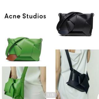 アクネ(ACNE)のAcne Studios musubi バッグ(ショルダーバッグ)