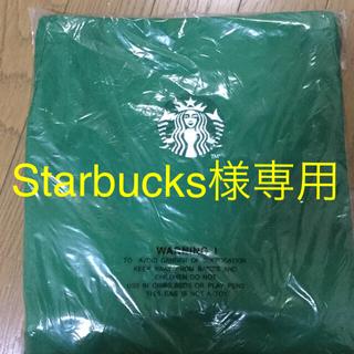 スターバックスコーヒー(Starbucks Coffee)の海外版グリーンエプロンとピンバッチのセット(バッジ/ピンバッジ)