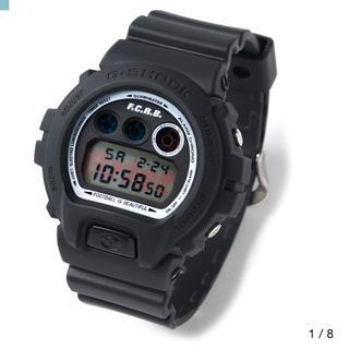 エフシーアールビー(F.C.R.B.)のFCRB G-SHOCK  ブリストル 2018SS 完売品(腕時計(アナログ))