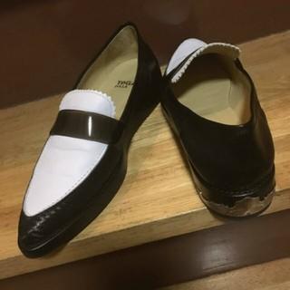 ステュディオス(STUDIOUS)のTOGA PULLA シューズ 36(ローファー/革靴)