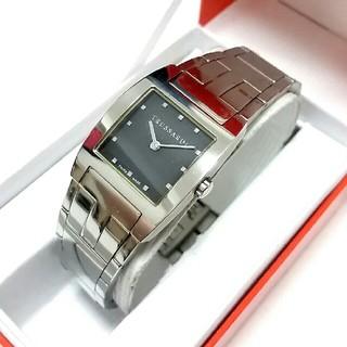 トラサルディ(Trussardi)の美品「TRUSSARDI」腕時計(腕時計)