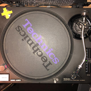 今だけお値下げ!Technics ターンテーブル SL-1200MK3 (ターンテーブル)