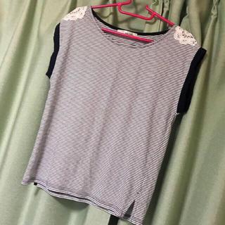 ミスティウーマン(mysty woman)の☆ミスティウーマン ボーダーT☆(Tシャツ(半袖/袖なし))