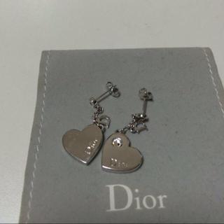 クリスチャンディオール(Christian Dior)のディオール✳︎ピアス(ピアス)
