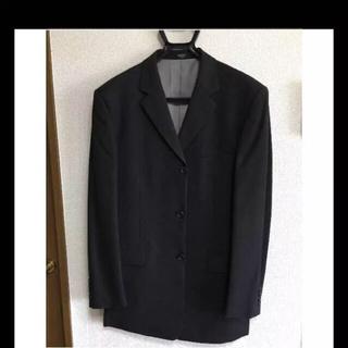 Y7 スーツ 上下 サクスニーイザック 日本製 ウール