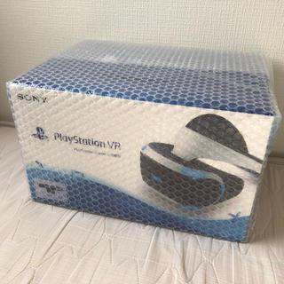 プレイステーションヴィーアール(PlayStation VR)のPlayStation VR PlayStation CUHJ-16001(家庭用ゲーム機本体)
