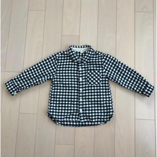ムジルシリョウヒン(MUJI (無印良品))の無印良品 シャツ(Tシャツ/カットソー)