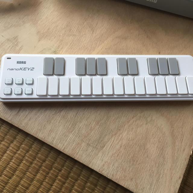 KORG(コルグ)のKORG nano key 2 楽器のDTM/DAW(MIDIコントローラー)の商品写真