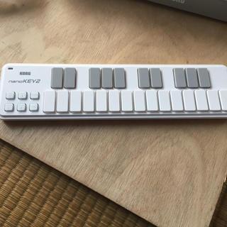 コルグ(KORG)のKORG nano key 2(MIDIコントローラー)