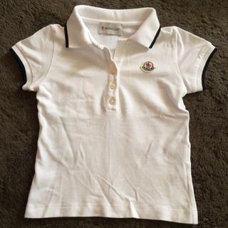 モンクレール(MONCLER)のモンクレール ポロシャツ(その他)