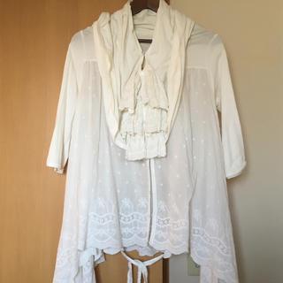 ザドレスアンドコーヒデアキサカグチ(The Dress & Co. HIDEAKI SAKAGUCHI)のトレスアンドコー デザインブラウス(シャツ/ブラウス(長袖/七分))