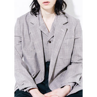 エフィレボル(.efiLevol)のグレンチェックシャツ(シャツ/ブラウス(長袖/七分))