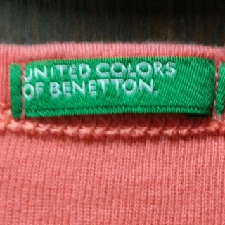 ベネトン Tシャツ(Tシャツ(半袖/袖なし))