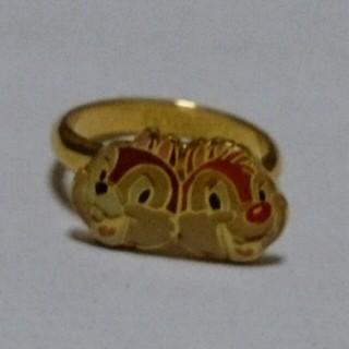 ディズニー(Disney)のチップとデール 指輪(リング(指輪))