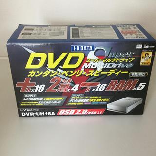 アイオーデータ(IODATA)のIO DATA DVDスーパーマルチドライブ(PC周辺機器)
