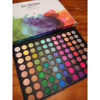 コースタルセンツ(Coastal Scents)の88 ORIGNAL PALETTE 88eye shadow colors(アイシャドウ)
