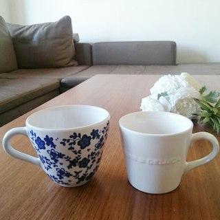 ディーンアンドデルーカ(DEAN & DELUCA)のお値下【DEEN&DELUCAマグカップ・IKEAのマグカップセット】(グラス/カップ)