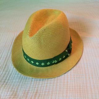 パナマハット(Panama Hat)の最終値下げ! ecua andino パナマハット(麦わら帽子/ストローハット)