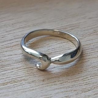 しっぽ風 シルバー925リング[P001](リング(指輪))